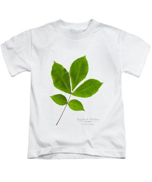 Shagbark Hickory Kids T-Shirt