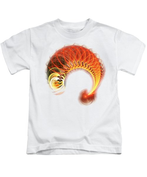 Heart Wave Kids T-Shirt