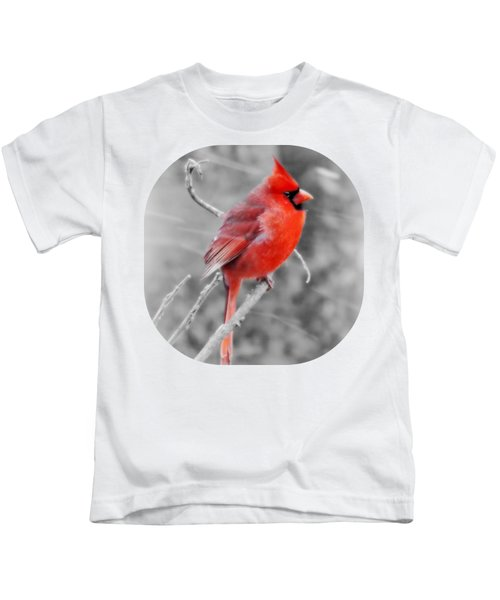 Frosted - Winter Kids T-Shirt