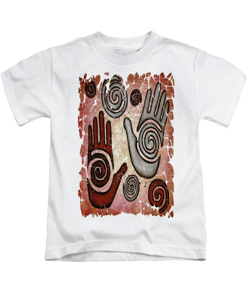 Healing Hands Fresco Kids T-Shirt