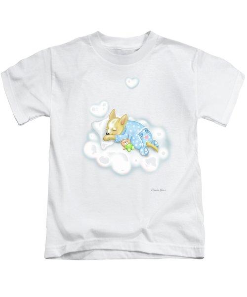 Chihuahua Zoe Baby Kids T-Shirt