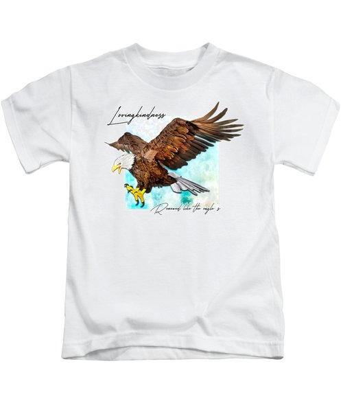 Renewed Like The Eagle's Kids T-Shirt
