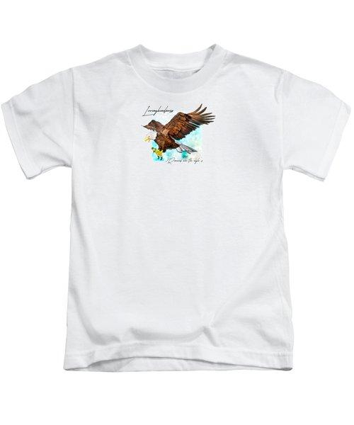 Renewed Like The Eagle's Kids T-Shirt