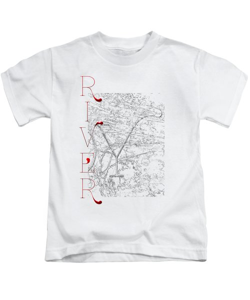 Joy River Kids T-Shirt