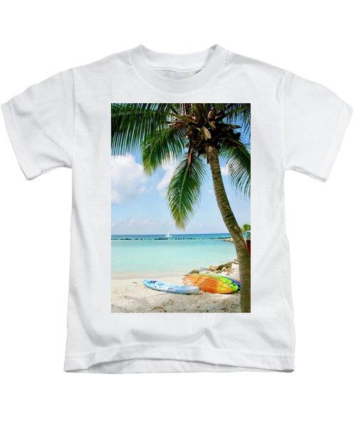 Aruban Oasis Kids T-Shirt