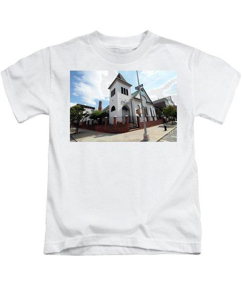 Asamblea Evangelica Evergreen Church Kids T-Shirt