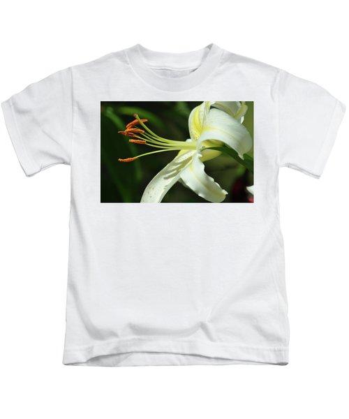 Asiatic Lily No 3 Kids T-Shirt