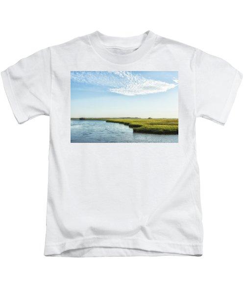 Assateague Island Kids T-Shirt
