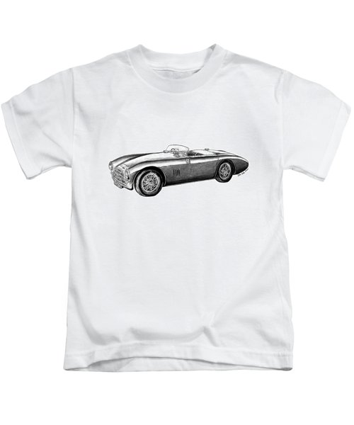Aston Martin Db-5 Kids T-Shirt