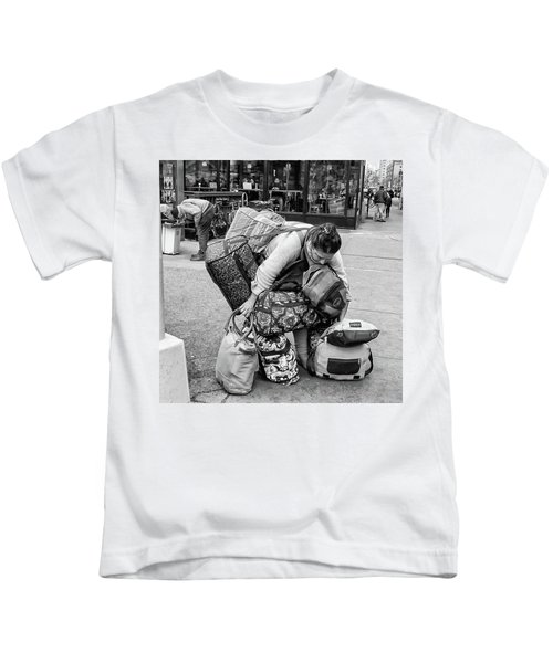 Bag Lady Kids T-Shirt