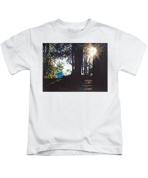 At Sunset Kids T-Shirt