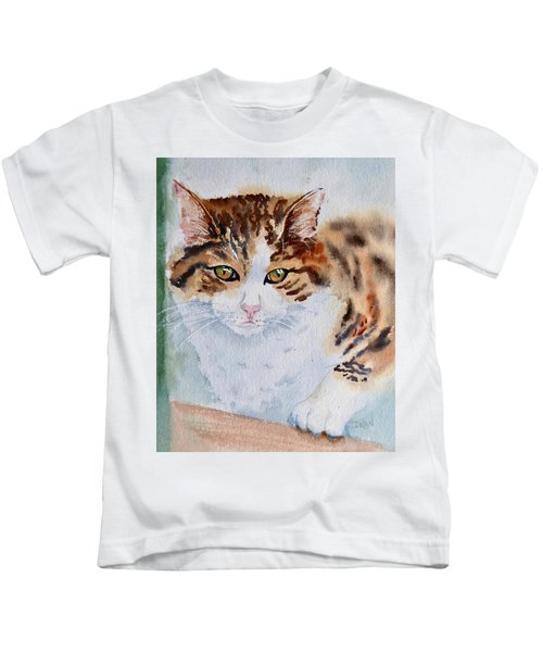 At The Window Kids T-Shirt
