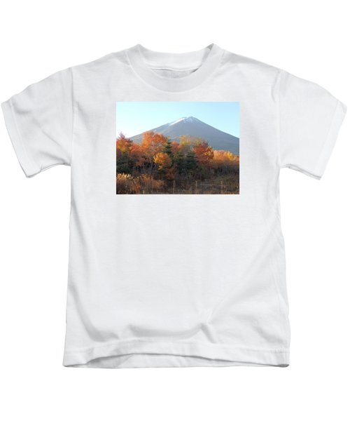 The Forest Of Creation Kids T-Shirt