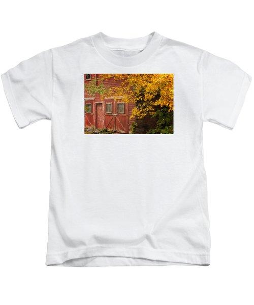 Autumn Barn Kids T-Shirt