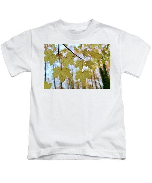 Autumn Beauty Kids T-Shirt