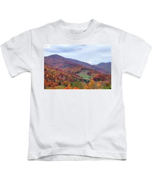 Autumn Farm Kids T-Shirt