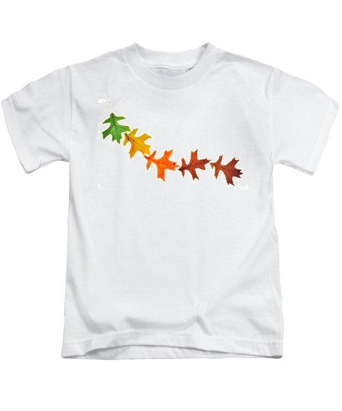 Autumn Leaves 1 Kids T-Shirt