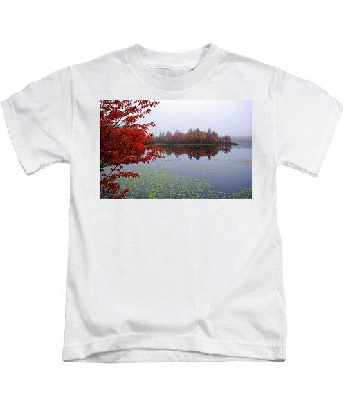 Autumn On The Bellamy Kids T-Shirt