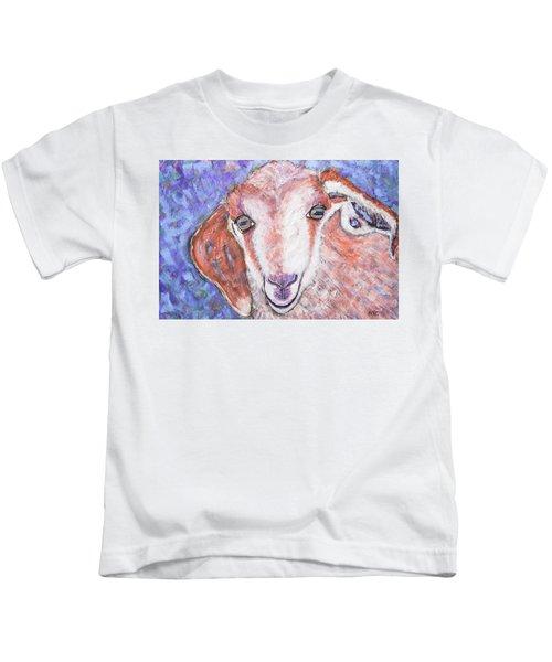 Baby Goat Kids T-Shirt