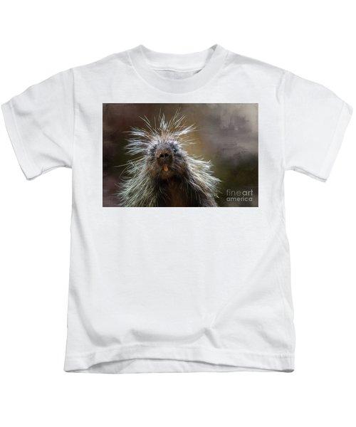 Bad Hairday Kids T-Shirt