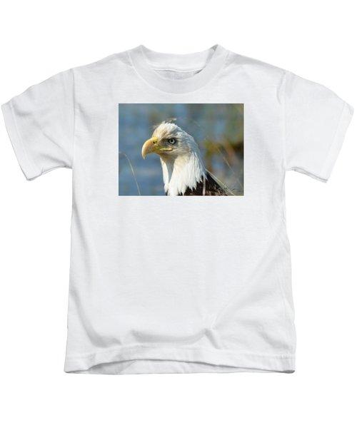 Bald Eagle Kids T-Shirt