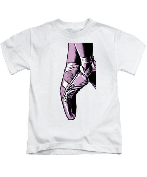 Ballet Shoes Phone Case Kids T-Shirt