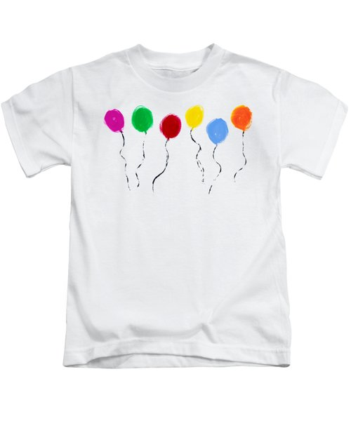 Balloons  Kids T-Shirt