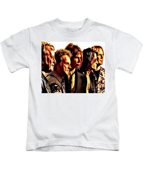 Band Who Kids T-Shirt