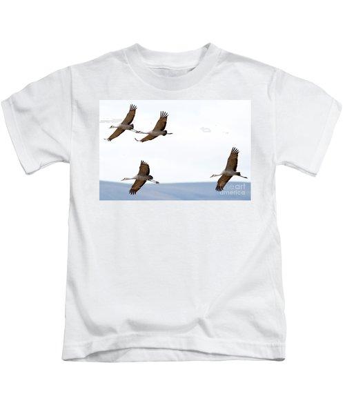 Bank Right Kids T-Shirt