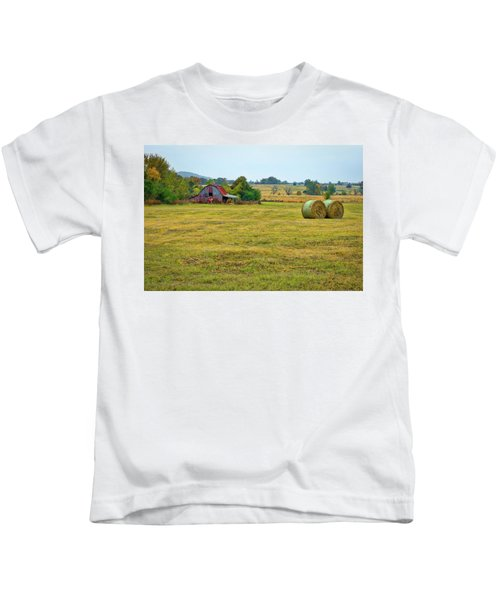 Barn And Field Kids T-Shirt