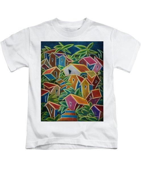 Barrio Lindo Kids T-Shirt
