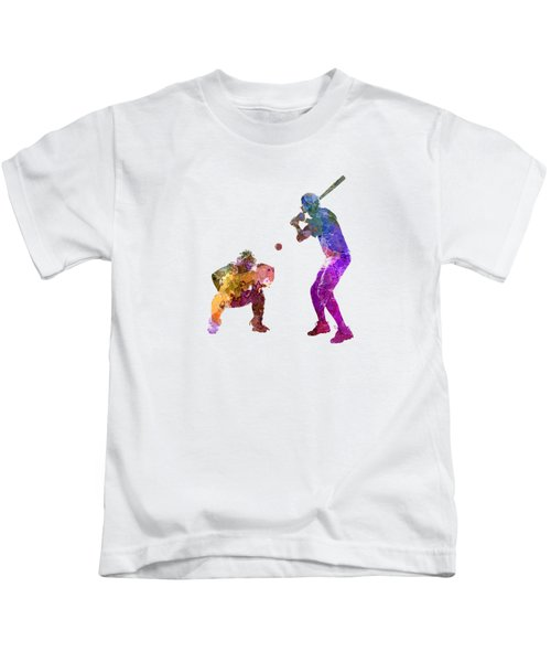 Baseball Players 01 Kids T-Shirt