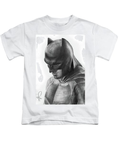 Batman Kids T-Shirt by Artistyf