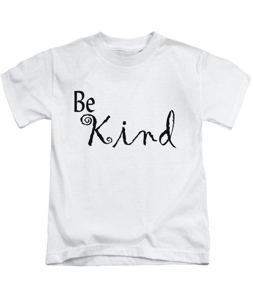 Be Kind Kids T-Shirt
