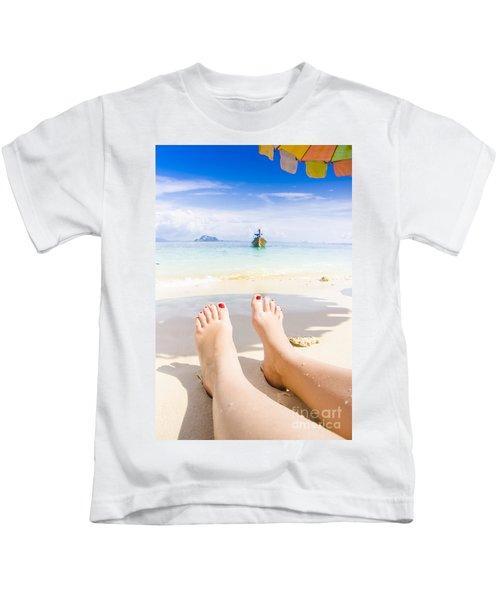 Beach Kids T-Shirt