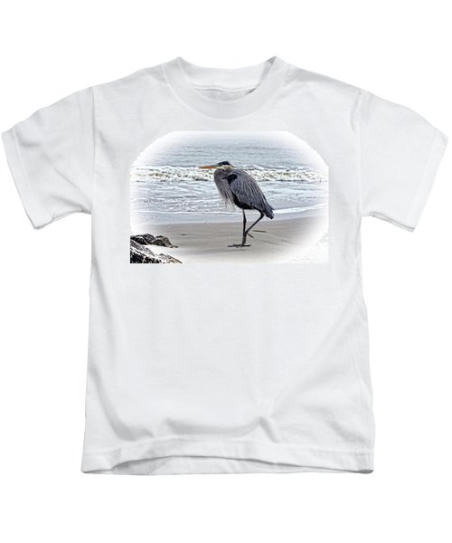 Beach Time Kids T-Shirt