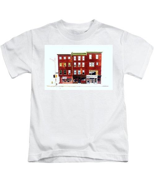 Bean Pies Kids T-Shirt