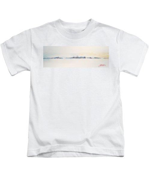 Beautiful Morning Kids T-Shirt
