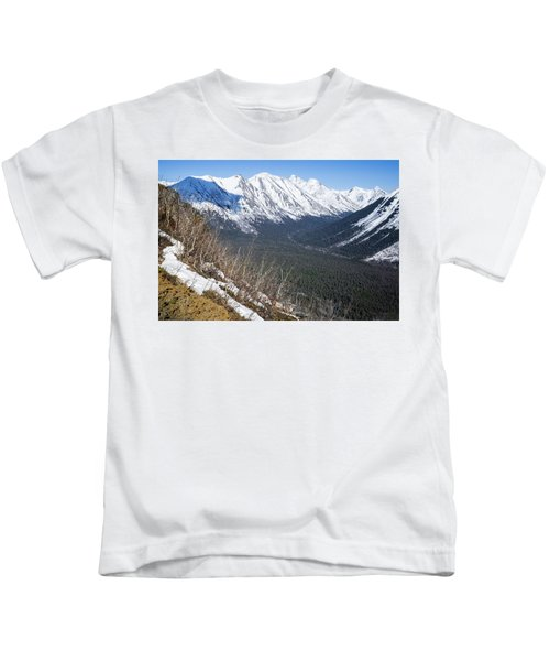 Beckoning Valley Kids T-Shirt