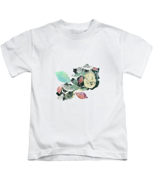 Bed Of Roses Kids T-Shirt