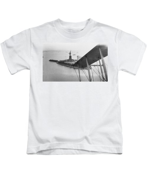 Bedloe's Island Kids T-Shirt