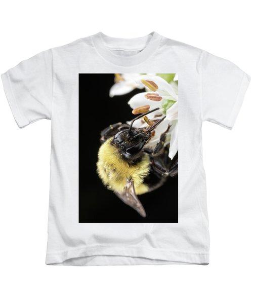 Bee Macro 1 Kids T-Shirt