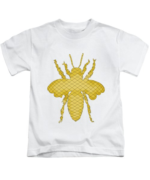 Bee Kids T-Shirt by Mordax Furittus