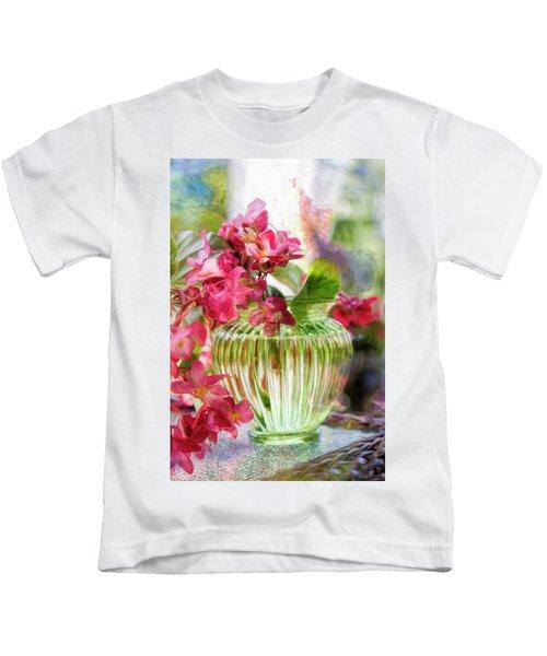 Begonia Art Kids T-Shirt