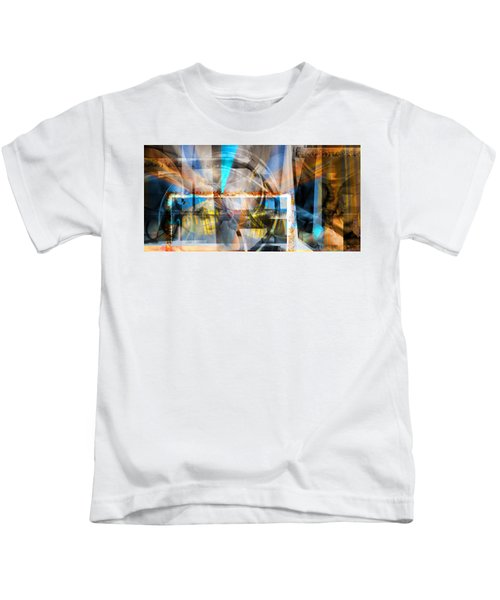 Behind A Dream Kids T-Shirt
