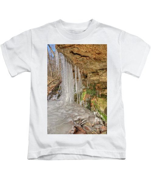 Behind The Ice Kids T-Shirt