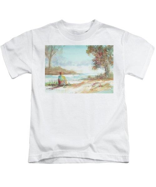 Being Here Kids T-Shirt