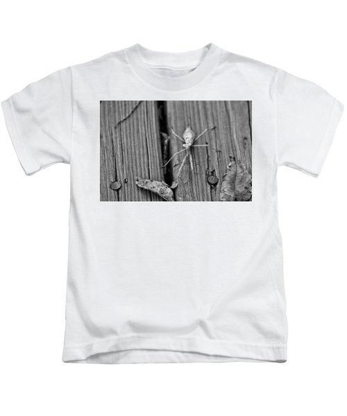 Being Judged  Kids T-Shirt