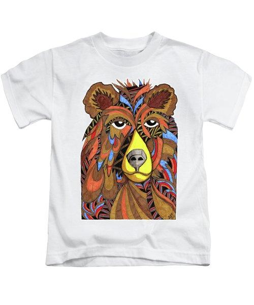 Benjamin Bear Kids T-Shirt