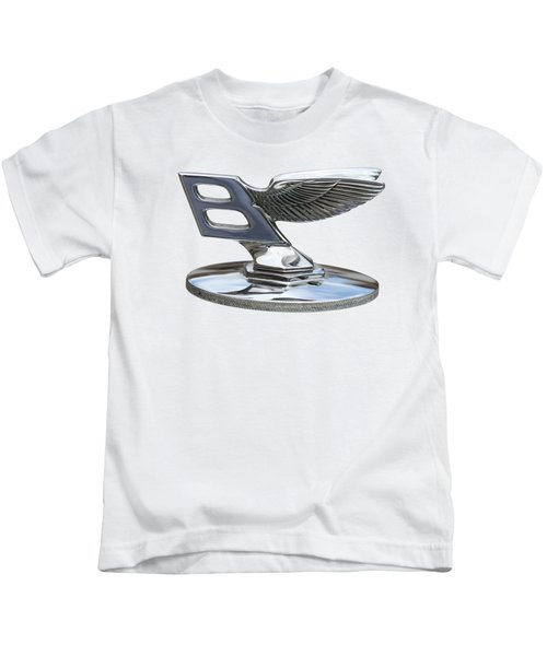 Bentley Logo Kids T-Shirt